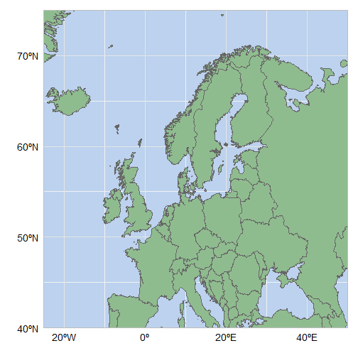 Creating A Large Scale Map Using Ggplot A Step By Step Guide - Large scale world map